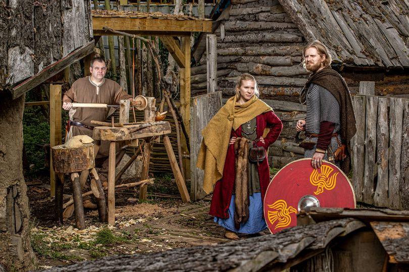 O Festival Viking Online de Jorvik terá tudo, menos os cheiros.