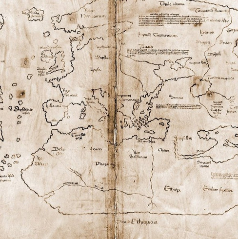 A SUPPOSED VIKING MAP OF AMERICA IS A 20TH-CENTURY FORGERY