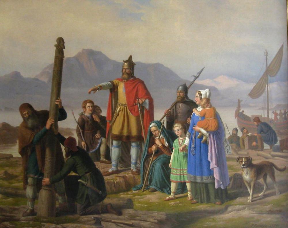 O papel dos escravos na sociedade viking