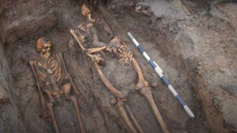 Um cemitério da era viking foi descoberto na Suécia