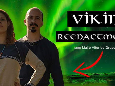 ESTREOU A TEMPORADA 3 DO VIKING CAST, O SEU PODCAST VIKING