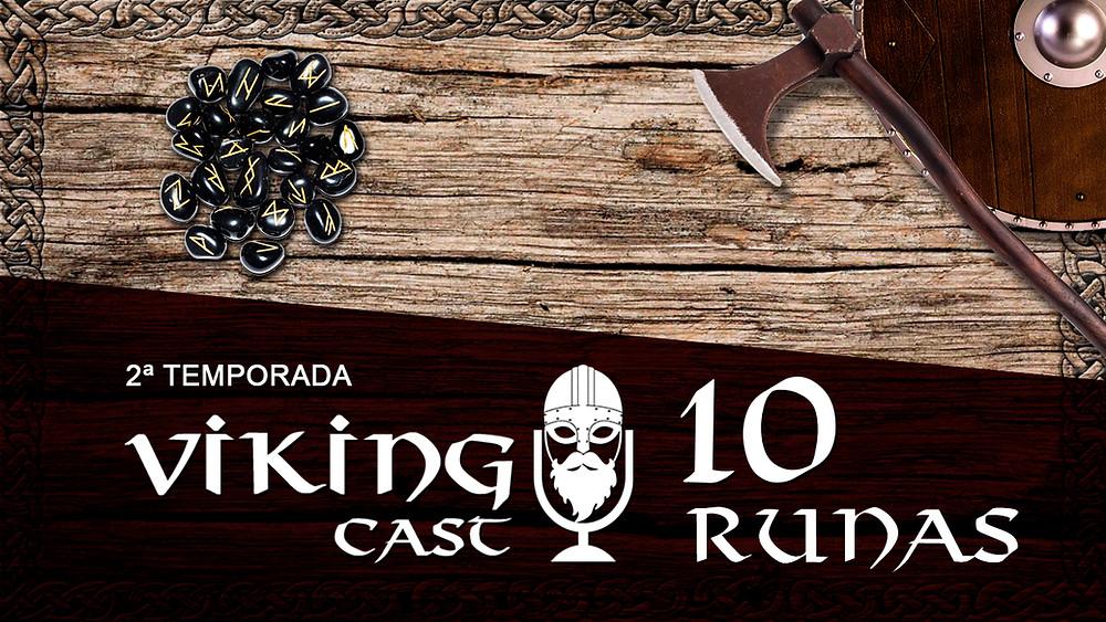 Viking Cast, um podcast sobre vikings, é na Livros Viking