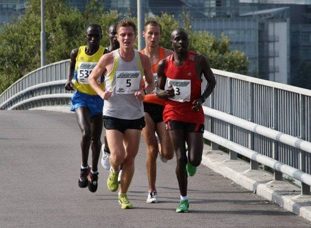 Correr maratona reduz envelhecimento de artérias