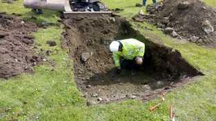 SCALLOWAY, THE LOST VIKING CAPITAL OF SHETLAND, DIG GETS UNDER WAY