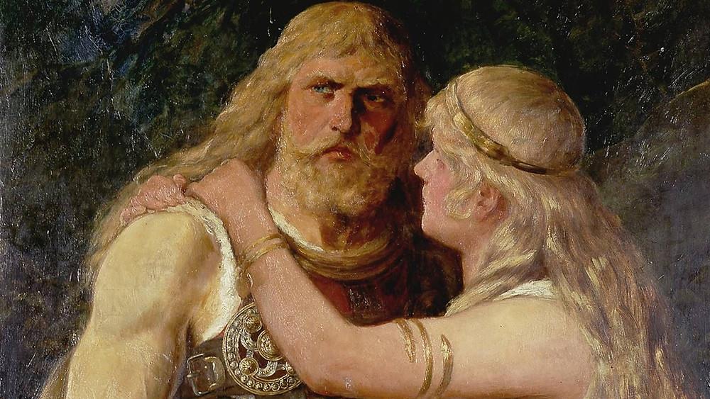 Como realmente eram os casamentos vikings
