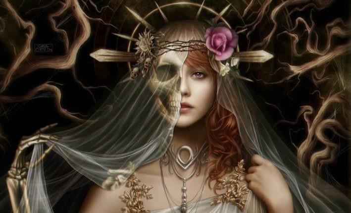 Hel, a Deusa da morte na Mitologia Nórdica