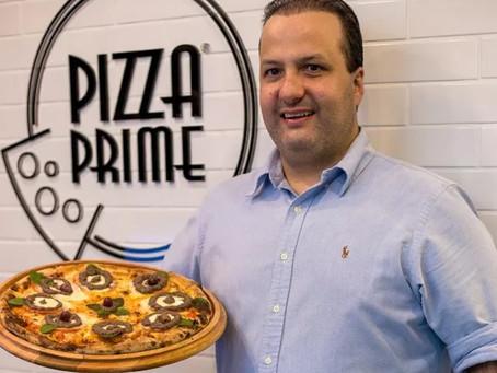 De dono de pizzaria de bairro a proprietário de uma franquia milionária, conheça Gabriel Concon