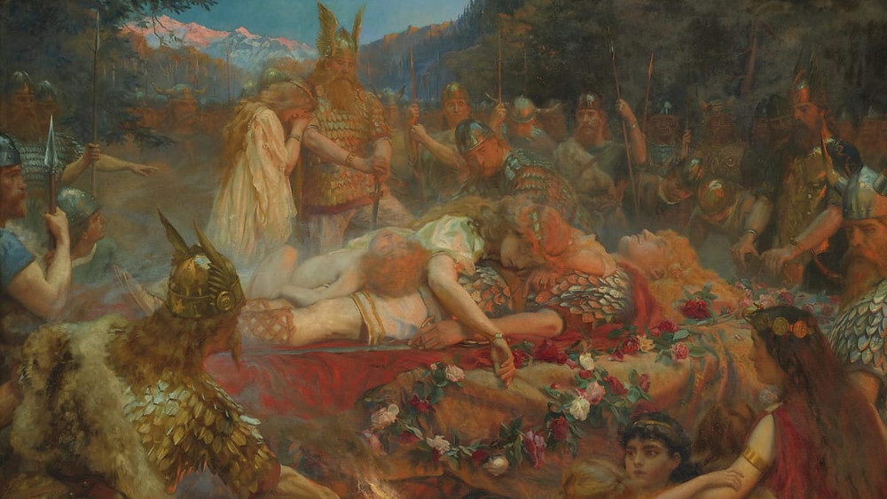 Valhalla: a vida após a morte dos guerreiros vikings notáveis