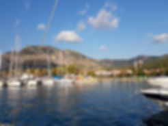 sailing 12 islands excursion Gocek on our Gulet Gunay 1, max 12 people on board. Transfer from Dalyan included