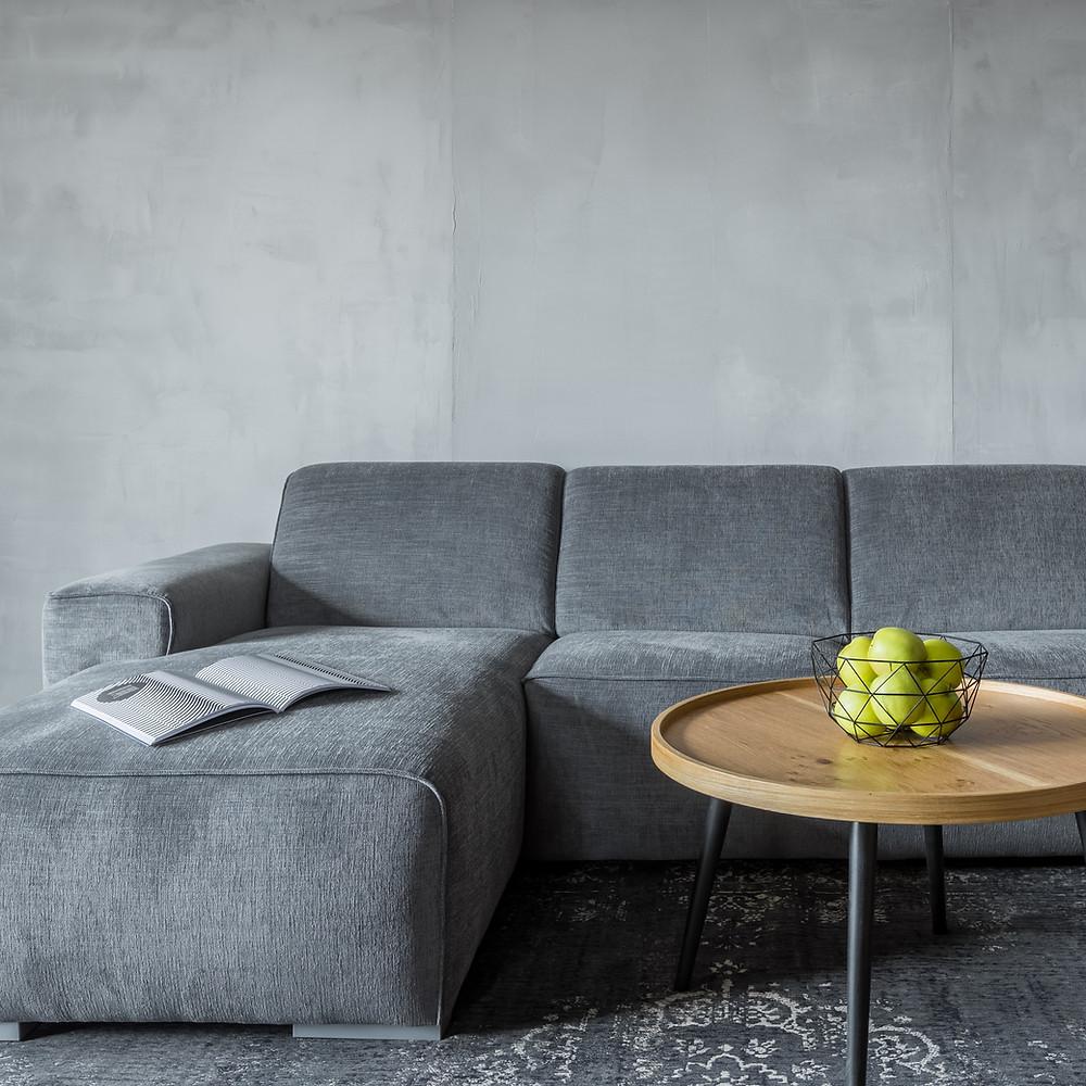 working with a online interior designer