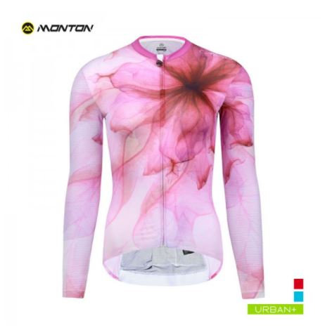 Bloom Pink Women (Long sleeve)