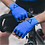 Thumbnail: BLUE CYCLING GLOVES COBRAND LIFESTYLE WATER