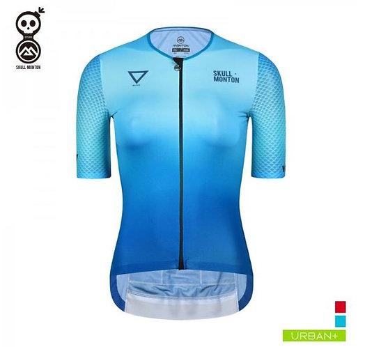 Water Blue Women (Short sleeve)