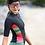 Thumbnail: Watermelon Black Women (Short sleeve)