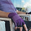 Thumbnail: Saturday Purple (Half finger)