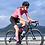 Thumbnail: SKULL MONTON HALF FINGER CYCLING GLOVES TUESDAY PINK