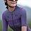 Thumbnail: SKULL MONTON WOMENS CYCLING JERSEY SATURDAY PURPLE