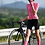 Thumbnail: SKULL MONTON CYCLING SOCKS TUESDAY PINK
