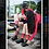 Thumbnail: LONG SLEEVE SUMMER CYCLING JERSEY WOMEN SKULL MONTON SPICY-A