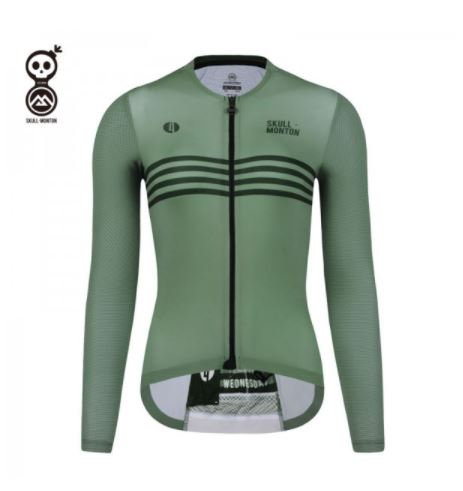 Wednesday Green Women (Long sleeve)