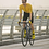 Thumbnail: SKULL MONTON CYCLING SOCKS MONDAY YELLOW