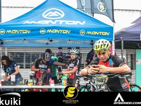 Fecha UCI de la COPA Endurance en Sarapiqui.