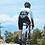 Thumbnail: LONG SLEEVE CYCLING JERSEY MEN PRO FLASHBACK WHITE