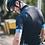 Thumbnail: Short Sleeve Jersey Pro Gessato Black