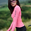 Thumbnail: SKULL MONTON WOMENS LONG SLEEVE CYCLING JERSEY TUESDAY PINK