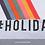 Thumbnail: Holiday White Men (Short sleeve)