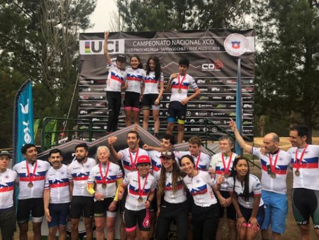 Campeonato Nacional de Mountain Bike XCO