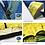 Thumbnail: Short Sleeve Jersey Urban Miraggio Blue Yellow