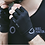 Thumbnail: BLACK CYCLING GLOVES COBRAND LIFESTYLE SPIRIT