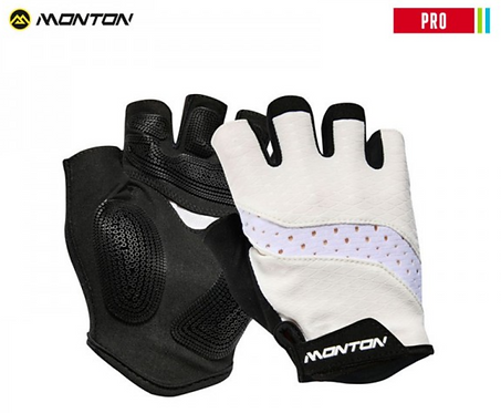 Gloves Pro Sagitar White