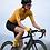 Thumbnail: SKULL MONTON WOMENS CYCLING JERSEY MONDAY YELLOW