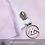 Thumbnail: WOMENS LONG SLEEVE CYCLING JERSEY URBAN BLOOM PINK