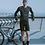 Thumbnail: SKULL MONTON MENS LONG SLEEVE CYCLING JERSEY WEEKEND BLACK