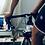 Thumbnail: URBAN MENS CYCLING BIB SHORTS SCUD BLACK