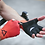 Thumbnail: RED CYCLING GLOVES COBRAND LIFESTYLE FIRE