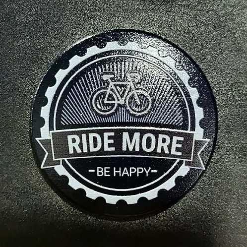 The Ride More Stem Cover