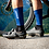 Thumbnail: SKULL MONTON CYCLING SOCKS FRIDAY BLUE