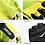 Thumbnail: SHORT FINGER PADDED CYCLING GLOVES LIFESTYLE MIRAGGIO YELLOW