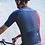 Thumbnail: MENS CYCLING JERSEY URBAN AURORA DEEPBLUE
