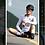 Thumbnail: SKULL MONTON CYCLING SOCKS HOLIDAY WHITE