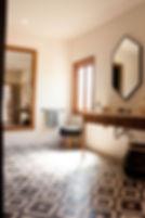 Villa Pulau Cinta Bathroom Gili Meno
