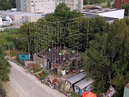 Bajesdorp: eerste broedplaats in nieuwbouw