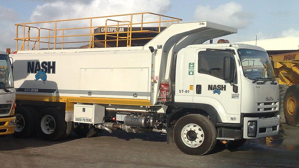 Isuzu Service Truck