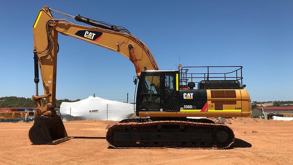 Caterpillar 336DL Excavator