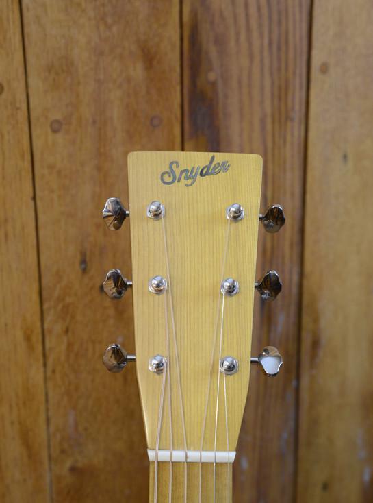 Allegheny Series 000 Custom