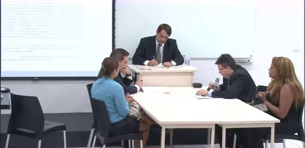 Empregada Doméstica em julgamento trabalhista por demissão Justa Causa
